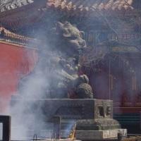 El templo de los Lamas: espiritualidad e incienso en el corazón de Beijing.
