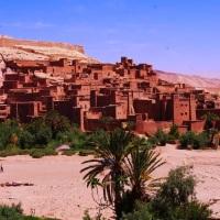 Camino de Marrakech a Zagora:Una parada de cine en Aït-Ben-Haddou