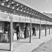 GANSU exprés IV: Xiahe y su monasterio