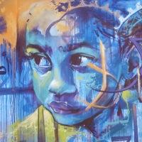 Assilah: arte azul cobalto