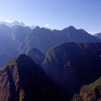 Subida al Wayna Picchu en Machu Picchu