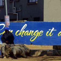 Apagones en Johannesburgo
