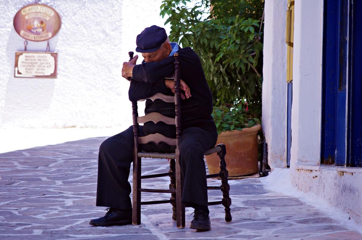 Halki y la región Tragaea en Naxos