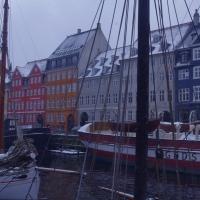El Canal de Nyhavn en Copenhague
