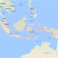 Mi ruta por Indonesia
