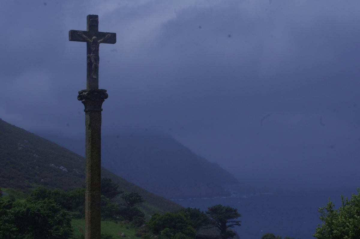 San Andrés de Teixido, vai de morto quen non foi de vivo