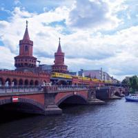 Berlín de restaurante, viajando de Baviera a Vietnam