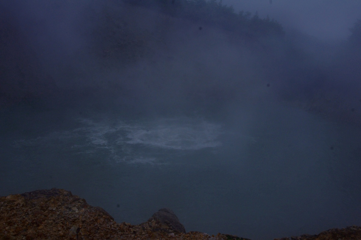 El boiling lake y el Valle de la desolación. De trekking por Dominica