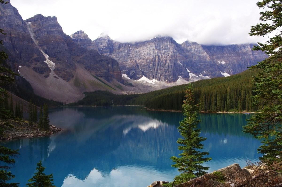 El monumental Parque Nacional de Jasper en Canadá